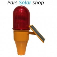 چراغ دکل خورشیدی با 40 لامپ LED