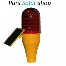 چراغ دکل خورشیدی با 50 لامپ LED