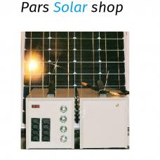 مولد برق خورشیدی مدل BP-65100