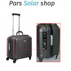 مولد برق سولار مدل BP-84160 چمدانی