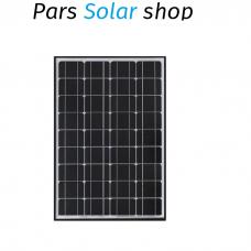 پنل خورشیدی 100 وات مونو کریستال Osda