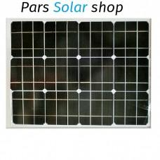 پنل خورشیدی 30 وات مونو کریستال Voltamax