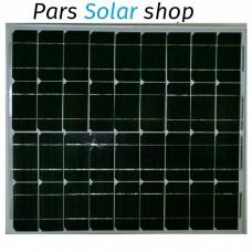 پنل خورشیدی 50 وات مونو کریستالsunny power