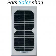 پنل خورشیدی 5 وات مونو کریستالEver sun