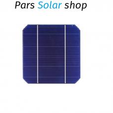 سل خورشیدی 5 اینچ پلی کریستال