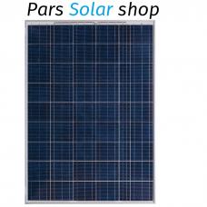 پنل 100 وات پلی کریستال خورشیدی